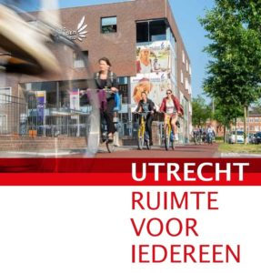 Omslag coalitieakkoord gemeente Utrecht 2018