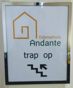 Odensehuis Andante, Oudwijkerdwarsstraat 148, eerste verdieping