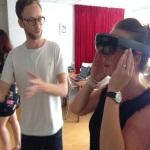 Gezichtsherkenning met de HoloLens